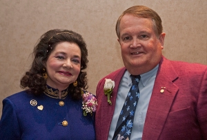 Connie Lynn Borserine and her husband, Mark Borserine