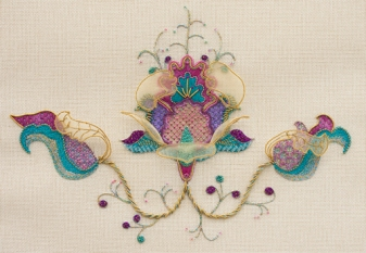 Jacobean Inspiration by Kay Stanis