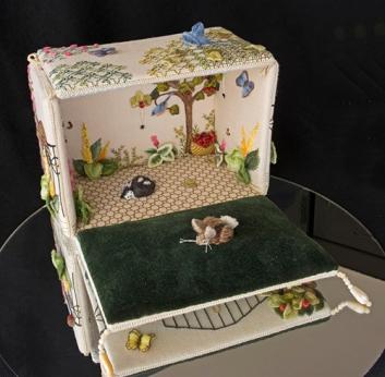 The Garden Box by Marsha Papay Gomola