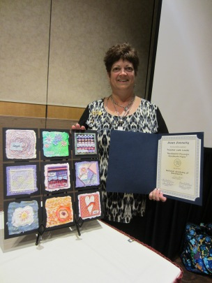 Dawn Donnelly, Teacher cum Laude graduate